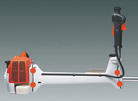 STIHL 4-point anti-vibration system