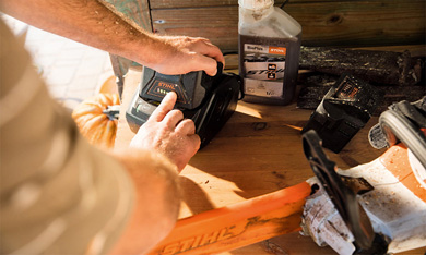 STIHL Cordless Power Systems